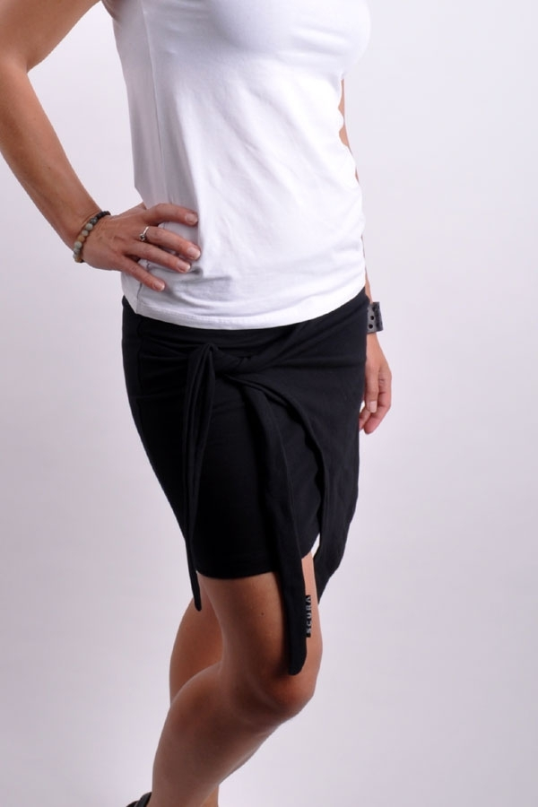 NeoknuriX skirt black